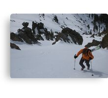Mt Lincoln, Donner Summit Canvas Print