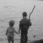 Fishing Friends by JackieJlo2