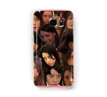 April Ludgate Collage Samsung Galaxy Case/Skin