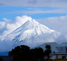 Are You Ready - Mount Egmount - New Zealand by Anthony Wilson