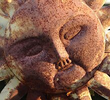 Rusted Sun by Lorraine Armstrong