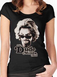 Big Lebowski Women's Fitted Scoop T-Shirt