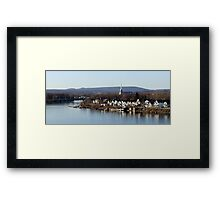 Old Gatineau  by Two Rivers Framed Print