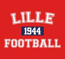 Lille Football Athletic College Style 1 Color by Toma-51