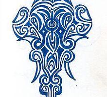 elephant by chrischapman