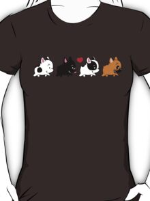 Frenchie Familly T-Shirt