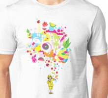 My imagination by jaz  Unisex T-Shirt
