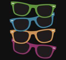 Retro sunglasses by dupabyte