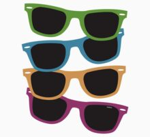 Retro sunglasses Baby Tee