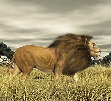 King of Beast. by Walter Colvin