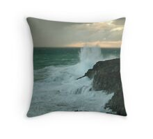 The Wild Side...Cape Bridgewater Throw Pillow