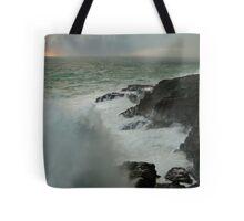 Storm,Cape Bridgewater Tote Bag