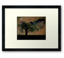 The coming of wonders Framed Print
