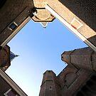 Amsterdamse Poort by PeterBusser