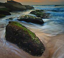 Wave twirl by Anton Gorlin