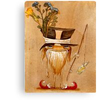 Cornish Fisher Faerie Canvas Print
