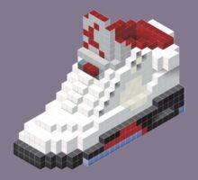 Air jordan V cube pixel Kids Clothes