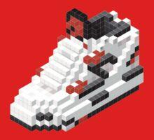 The Pump Pixel 3D Sneaker One Piece - Long Sleeve