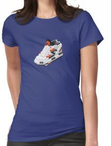 The Pump Pixel 3D Sneaker Womens Fitted T-Shirt