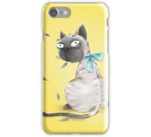 Bird? What bird? iPhone Case/Skin