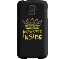 Monster Inside Samsung Galaxy Case/Skin