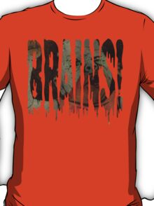 Zombie Baby Hungry For Brains! T-Shirt