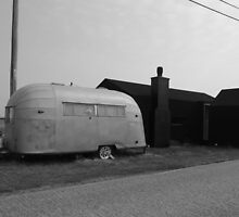 Airstream at Dungeness by CARL135