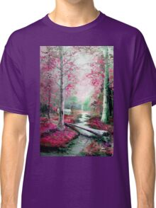 Memory of Woodland Creek Classic T-Shirt