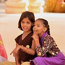 Young ladies of the Amber Fort by stjc