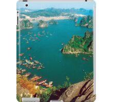 an inspiring Vietnam landscape iPad Case/Skin