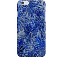 Blue Tropics iPhone Case/Skin