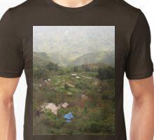 an exciting Vietnam landscape Unisex T-Shirt