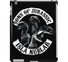 Sons of Jurassic iPad Case/Skin