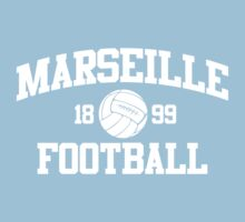 Marseille Football Athletic College Style 2 Color by Toma-51