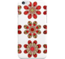 Bouquet of Roses Foot Flowers iPhone Case/Skin