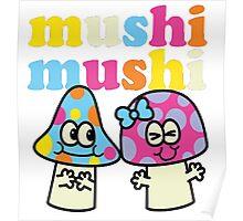 Mushi Mushi Poster