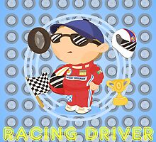Racing Driver by alapapaju