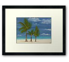 Jamaican Breeze Framed Print