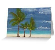 Jamaican Breeze Greeting Card