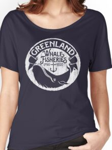 Greenland Whale Fisheries Women's Relaxed Fit T-Shirt