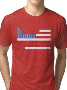 Patriotic Periodic Tri-blend T-Shirt
