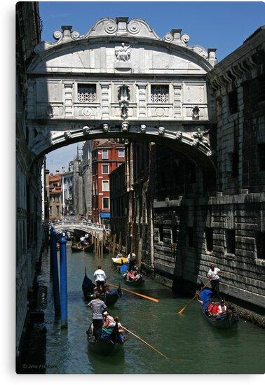 Bridge of Sighs by imagic