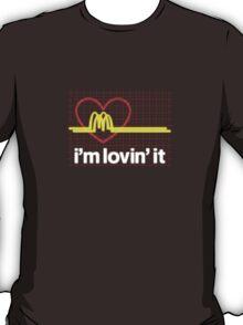 I'm lovin' that heart attack! T-Shirt