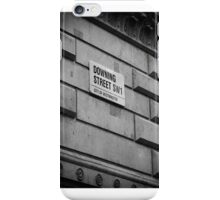 Downing Street iPhone Case/Skin
