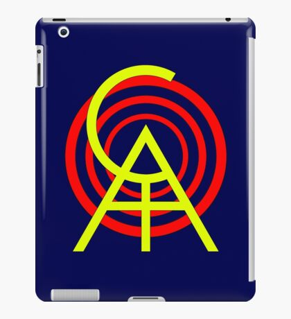 Ceres Horizon Light iPad Case/Skin