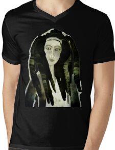 Reggae Vintage Mens V-Neck T-Shirt