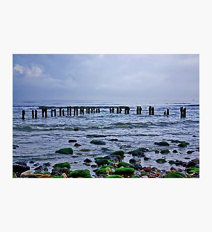 Early Morning - Sandsend Photographic Print