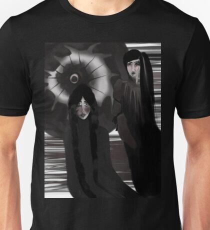 Black Figures Unisex T-Shirt