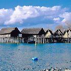 Lake Dwellings ~ Unteruhldingen  by ©The Creative  Minds