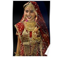 Indian Bride Poster